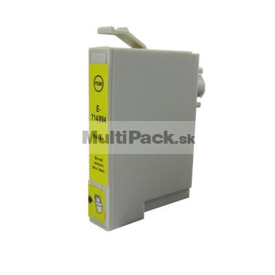 EPSON T0894 yellow - kompatibilná náplň do tlačiarne Epson