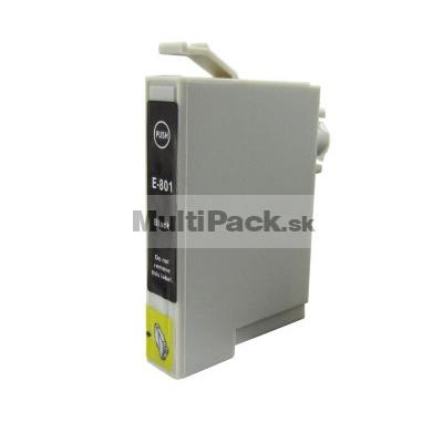 EPSON T0801 black - kompatibilná náplň do tlačiarne Epson