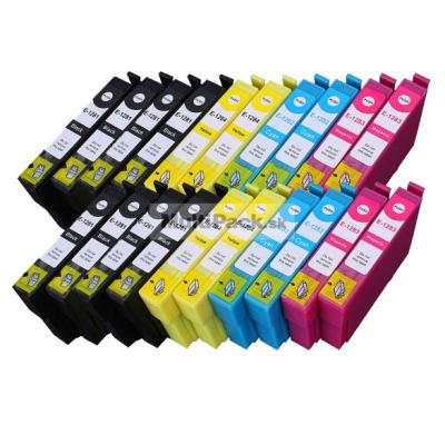 (20pack) EPSON T1285 multipack - kompatibilné náplne do tlačiarne Epson
