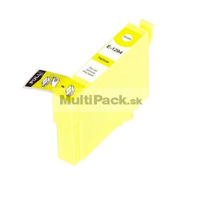 EPSON T1294 yellow - kompatibilná náplň do tlačiarne Epson