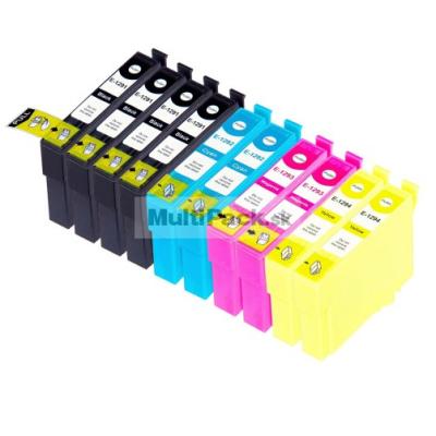 (10pack) EPSON T1295 multipack - kompatibilné náplne do tlačiarne Epson
