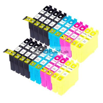 (20pack) EPSON T1295 multipack - kompatibilné náplne do tlačiarne Epson