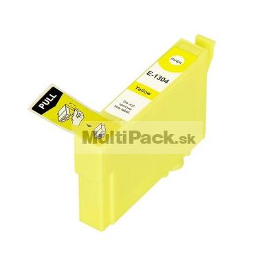EPSON T1304 yellow - kompatibilná náplň do tlačiarne Epson