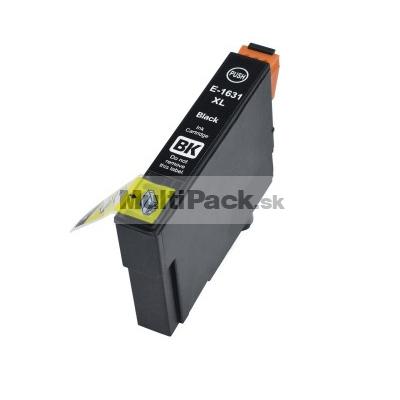 EPSON T1631 black 16XL - kompatibilná náplň do tlačiarne Epson