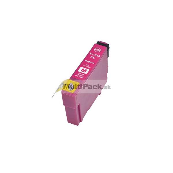 EPSON T1633 magenta 16XL - kompatibilná náplň do tlačiarne Epson