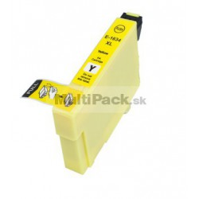 EPSON T1634 yellow 16XL - kompatibilná náplň do tlačiarne Epson