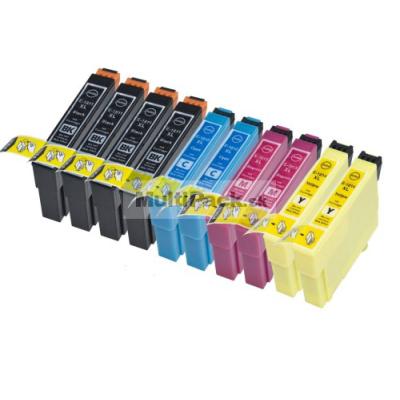 (10pack) EPSON T1816 multipack 18XL - kompatibilné náplne do tlačiarne Epson
