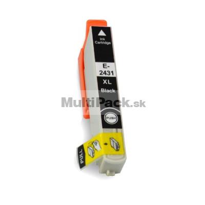 EPSON T2431 black 24XL - kompatibilná náplň do tlačiarne Epson