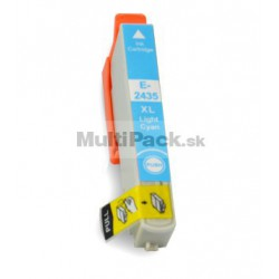 EPSON T2435 light cyan 24XL - kompatibilná náplň do tlačiarne Epson