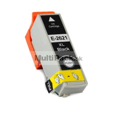 EPSON T2621 black 26XL - kompatibilná náplň do tlačiarne Epson