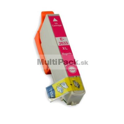 EPSON T2633 magenta 26XL - kompatibilná náplň do tlačiarne Epson