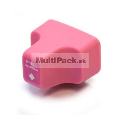 HP 363 light magenta - kompatibilná náplň do tlačiarne HP