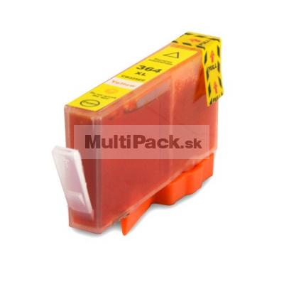 HP 364XL yellow - kompatibilná náplň do tlačiarne HP