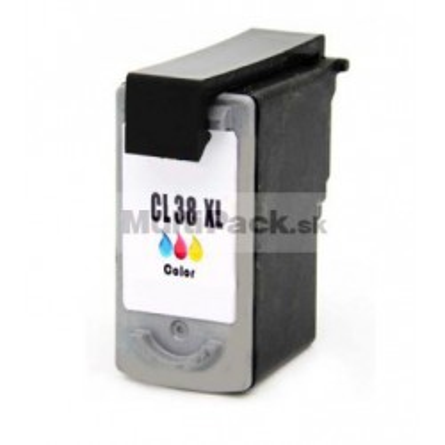 CANON CL-38 XL color - kompatibilná náplň do tlačiarne Canon