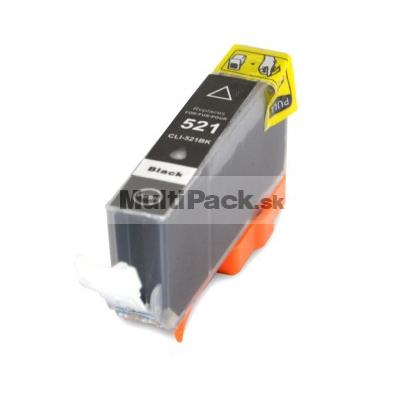 CANON CLI-521 BK black - kompatibilná náplň do tlačiarne Canon