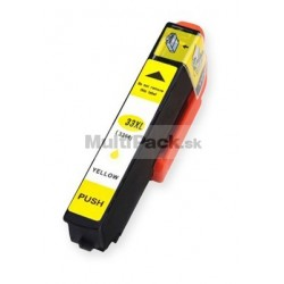 EPSON T3364 yellow 33XL - kompatibilná náplň do tlačiarne Epson