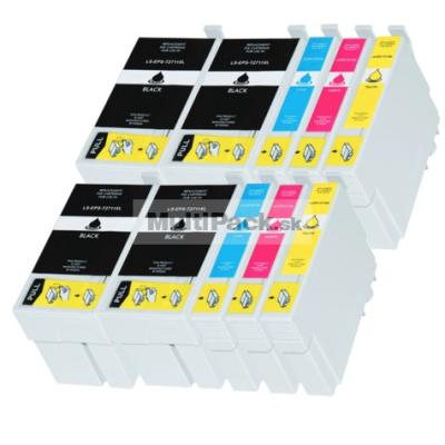(10pack) EPSON T2715 multipack 27XL - kompatibilné náplne do tlačiarne Epson