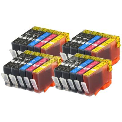 (20-pack) HP364 XL multipack - kompatibilné náplne do tlačiarne HP